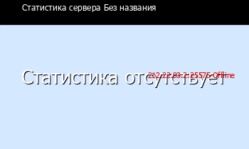Сервер Minecraft Server Hosted by SRVGame.ru