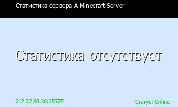 Сервер Minecraft welcome friends