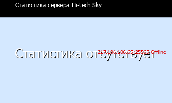 Сервер Minecraft Hronos