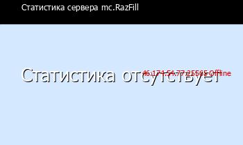 Сервер Minecraft RazFill