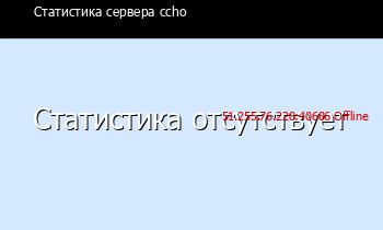 Сервер Minecraft ccho