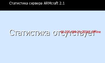 Сервер Minecraft MICRO-ARMCRAFT