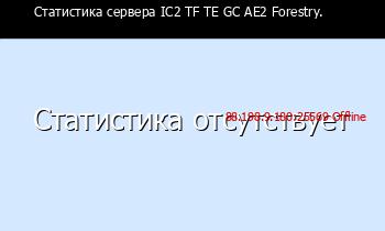 Сервер Minecraft IC2 TF TE GC AE2 Forestry.