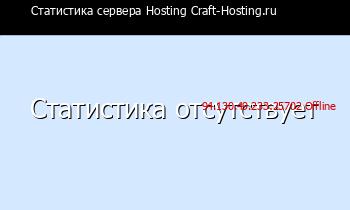 Сервер Minecraft dedtrip