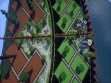 Часть города вокруг спауна