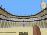 Арена (для игроков) в пвп мире режима игры SANDBOX